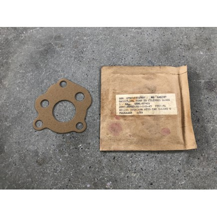 GASKET OIL PUMP