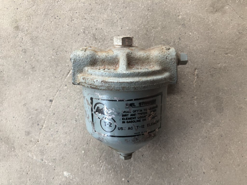 Fuel Filter Assembly Mb Ac Filters